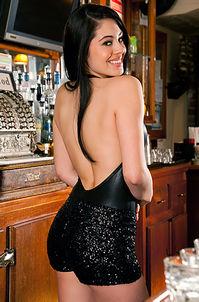 Meganlyn Centeno Lovely Playboy Babe