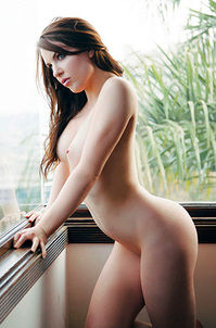 Ruby Marie Hot Babe Gets Nude On Her Bed