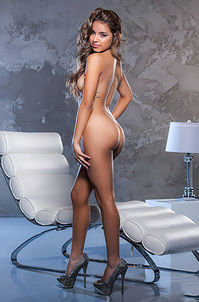 Mya Barrymore Sexy Playboy Babe