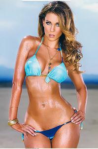 Laura Dore Bikini