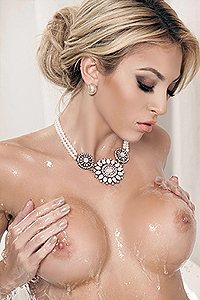 Wet And Horny Khloe Terae