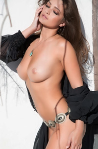 Playboy Babe Chelsie Aryn Gets Nude