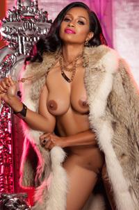 Ebony Playmate Karlie Redd