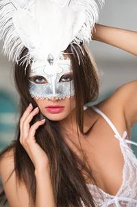 Michaela Isizzu In A Sexy Costume