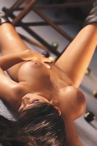 Mandy Michaels Busty Playboy Beauty
